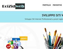 RoiZid Web - Sviluppo Siti Web in Abruzzo e in Molise