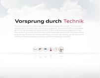 Efficient Technologies - Audi, Middle East