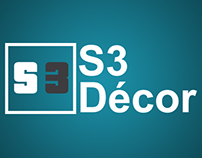 Logo for S3 Decor