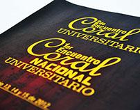 Encuentro coral universitario/University Choral meeting