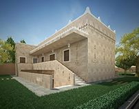 Suliman Private Majles ( baseera architects)