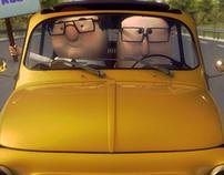 Turkcell Cloud Animation Movie / 2014