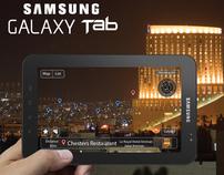 Amman Galaxy Tab Poster