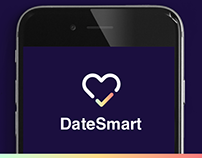 DateSmart - App + Web Design