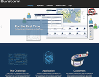 Burstorm Website