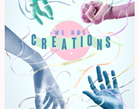 we are creations