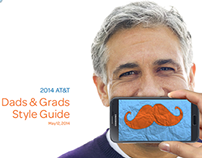 Dads & Grads Style Guide