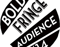 2014 Fringe Badges