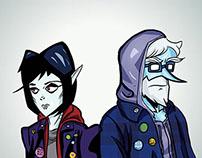 Frozen Vampires