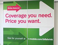 T-Mobile Mobile Makeover campaign