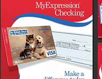 Bank Of America MyExpression Checking Promotion