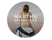 Graphic - Martha Erlebacher Retrospective