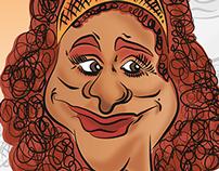 Ilustración - Digital - Caricatura - Doodle
