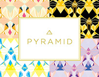 Pyramid Collection for Women's Spring/Summer Collection