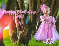 Happy Birthday 1 year