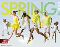 Midtown Plaza // Spring Advertising 2013