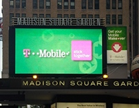 T-Mobile Mobile Makeover Motion Graphics
