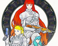 Titanfall : IMG Girls
