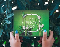 My Envy Box Product Shoot