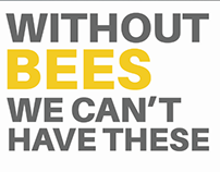 Bee Awareness Poster