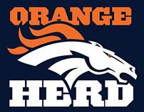 Orange Herd