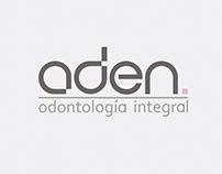 Web y elementos corporativos para clínica dental
