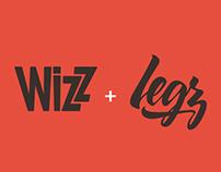 Wizz Wear + Legz