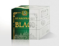STAROPRAMEN TREASURE / PACKAGE