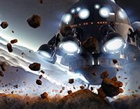 E.T o Extraterrestre (Projeto Pessoal)