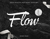 Free Flow Acrylic Backgrounds