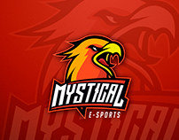 Mystical eSports - Logo Project