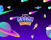 Puppy Space Rescue