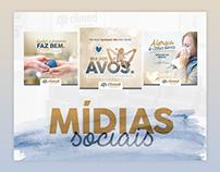Climed | Mídias Sociais