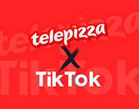 TELEPIZZA X Tik Tok