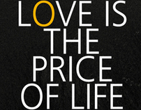 Love is the Price of Life