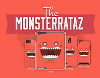 The Monsterrataz: Mr. Tubby J. Monster