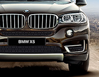 THE ALL NEW BMW X5 35i