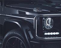 Mercedes Benz - GLK/GL/G