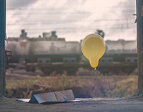 A Day In The Life Of Bob, The Travelling Balloon (2014)