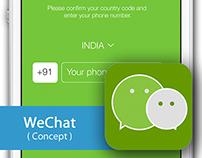 WeChat - Redesign