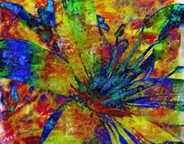 Flowers & brushes JB V
