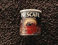 """Comercial Nescafe """"Sonidos"""""""