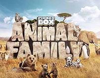 Animal Family Game