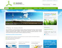 E-Wind - Wind Farms