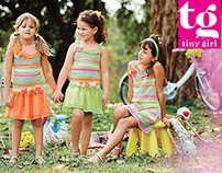 Tiny Girl Spring Summer 2014