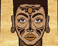 Afro Lisa