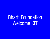 Bharti Foundation - Welcome KITs