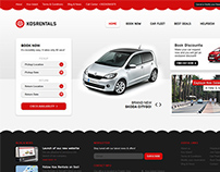 Kos Rentals - Car Rental Booking System