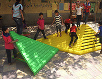 Bachelor Project - Enhancing playgrounds in schools