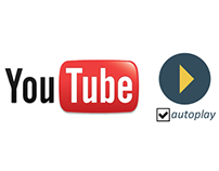 auto-play a YouTube video in WordPress